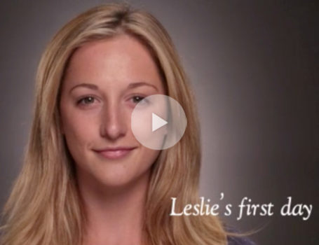 Proactiv Testimonial Campaigns: 'Leslie's Story'