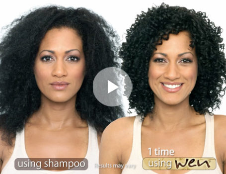 Wen Hair Care fig formula for frizzy, dry, damaged hair