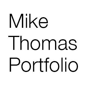 Mike Thomas Portfolio