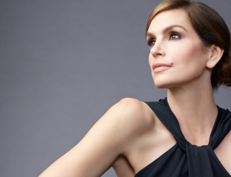 Cindy Crawford Shoot for Meaningful Beauty