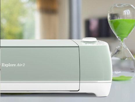Jo-Ann Mint Air 2 Endcap (product launch)