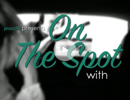 On the Spot with…Julianne Hough