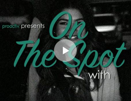 On the Spot with…Zendaya