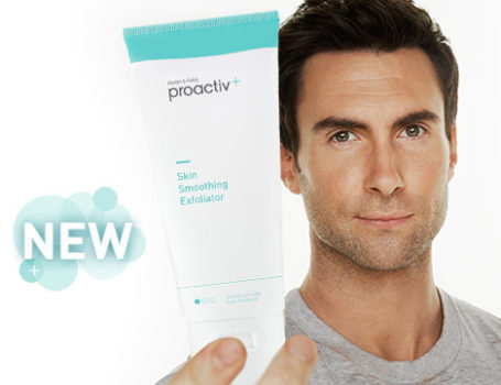 Proactiv website refresh