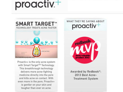 Proactiv+ brand launch single page cart and new reselling tiles