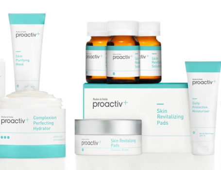 Proactiv product imagery