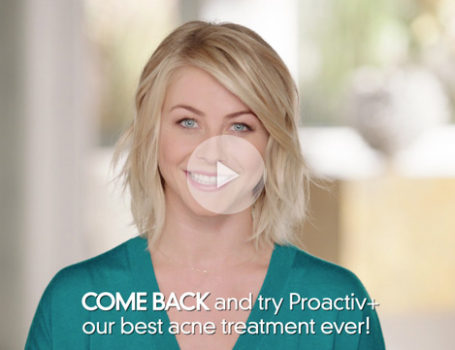 Proactiv Winback video feat. Julianne Hough