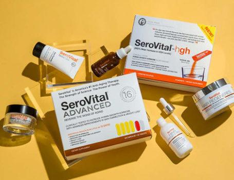 SeroVital Transaction Email Series
